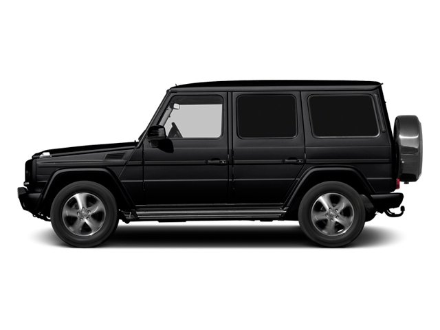 designo Night Black Matte 2013 Mercedes-Benz G-Class Pictures G-Class 4 Door Utility 4Matic photos side view