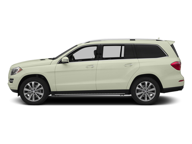 Arctic White 2013 Mercedes-Benz GL-Class Pictures GL-Class Utility 4D GL450 4WD photos side view