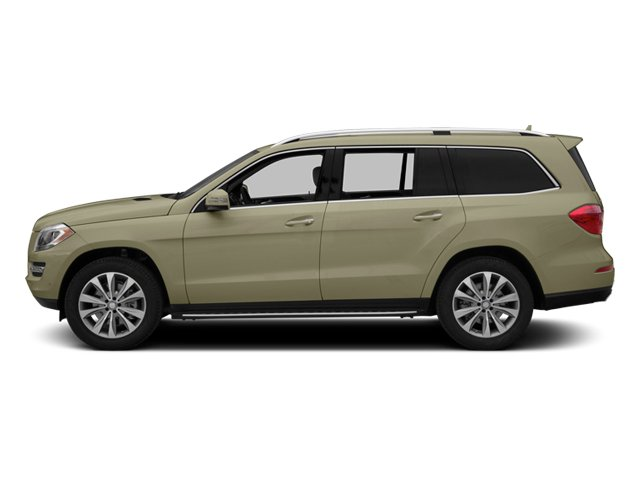 Pearl Beige Metallic 2013 Mercedes-Benz GL-Class Pictures GL-Class Utility 4D GL450 4WD photos side view