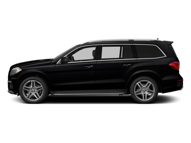Black 2013 Mercedes-Benz GL-Class Pictures GL-Class Utility 4D GL550 4WD photos side view