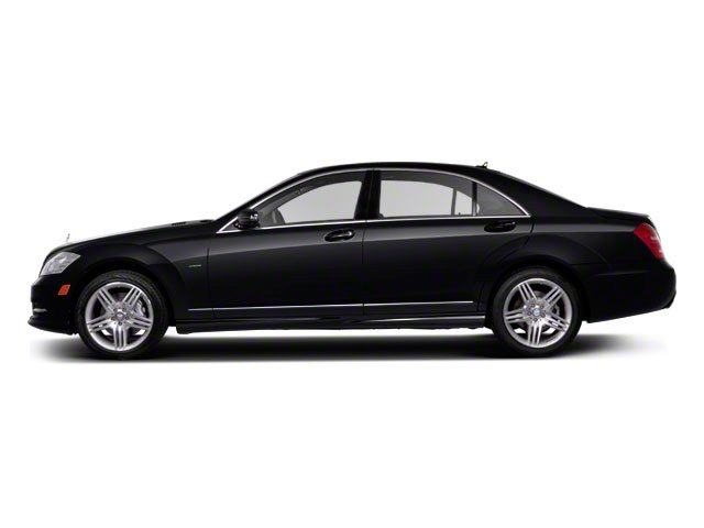 Black 2013 Mercedes-Benz S-Class Pictures S-Class Sedan 4D S550 photos side view