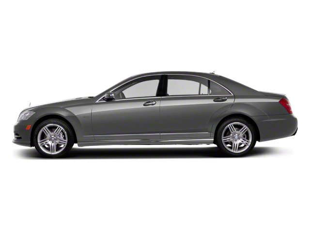 Palladium Silver Metallic 2013 Mercedes-Benz S-Class Pictures S-Class Sedan 4D S400 Hybrid photos side view