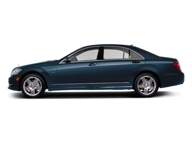 Lunar Blue Metallic 2013 Mercedes-Benz S-Class Pictures S-Class Sedan 4D S400 Hybrid photos side view
