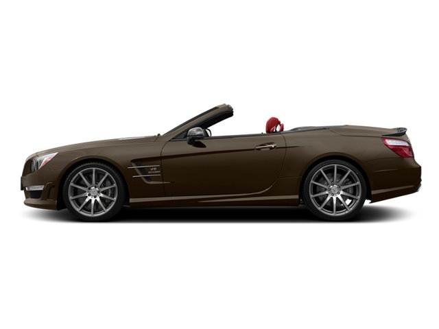 Dolomite Brown 2013 Mercedes-Benz SL-Class Pictures SL-Class Roadster 2D SL63 AMG photos side view