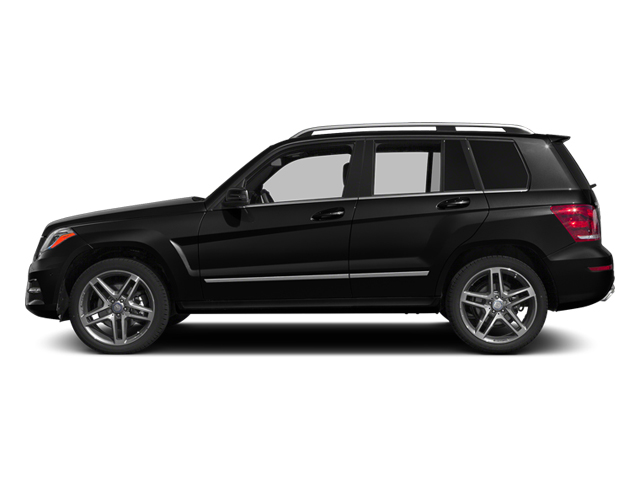 Black 2013 Mercedes-Benz GLK-Class Pictures GLK-Class Utility 4D GLK250 BlueTEC AWD photos side view