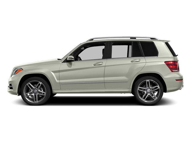 Iridium Silver Metallic 2013 Mercedes-Benz GLK-Class Pictures GLK-Class Utility 4D GLK250 BlueTEC AWD photos side view