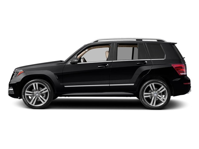 Black 2013 Mercedes-Benz GLK-Class Pictures GLK-Class Utility 4D GLK350 2WD photos side view