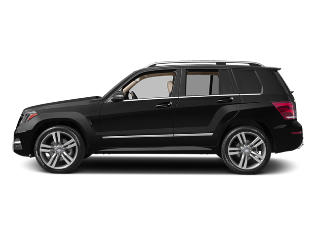 Obsidian Black Metallic 2013 Mercedes-Benz GLK-Class Pictures GLK-Class Utility 4D GLK350 AWD photos side view