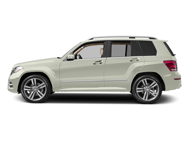 Iridium Silver Metallic 2013 Mercedes-Benz GLK-Class Pictures GLK-Class Utility 4D GLK350 2WD photos side view