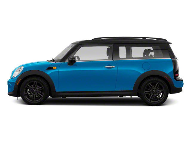 2013 Mini Cooper Clubman Wagon 3d Clubman I4 Pictures Nadaguides