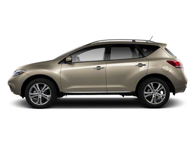 Tinted Bronze 2013 Nissan Murano Pictures Murano Utility 4D SL 2WD V6 photos side view