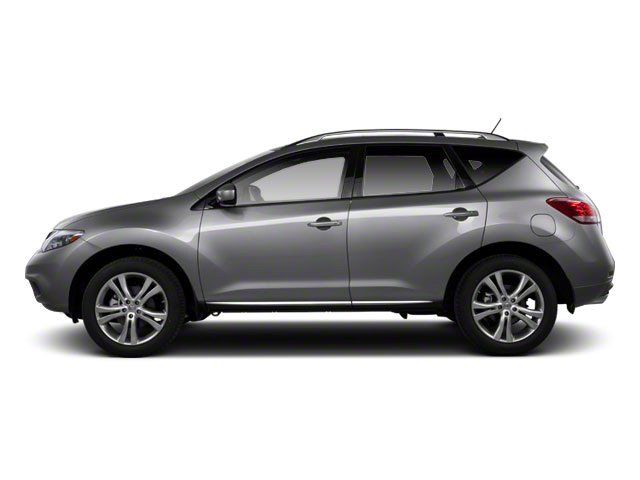 Gun Metallic 2013 Nissan Murano Pictures Murano Utility 4D SL 2WD V6 photos side view