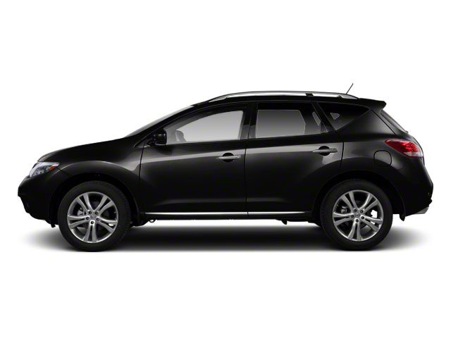 Super Black 2013 Nissan Murano Pictures Murano Utility 4D SL 2WD V6 photos side view