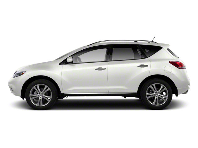 Glacier Pearl 2013 Nissan Murano Pictures Murano Utility 4D SL 2WD V6 photos side view