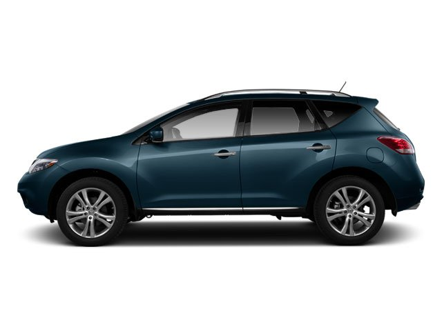 Graphite Blue 2013 Nissan Murano Pictures Murano Utility 4D SL 2WD V6 photos side view