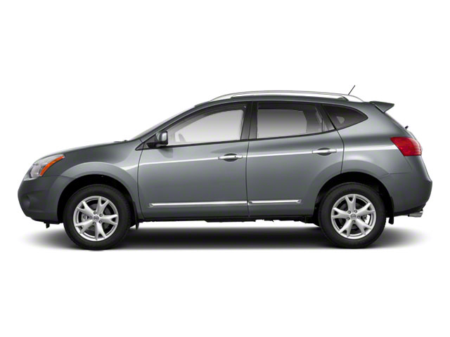 Platinum Graphite 2013 Nissan Rogue Pictures Rogue Utility 4D S 2WD I4 photos side view
