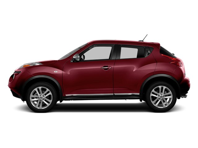 Cayenne Red 2013 Nissan JUKE Pictures JUKE Utlity 4D SL 2WD I4 Turbo photos side view