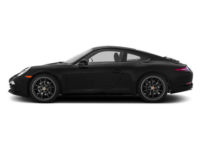 Black 2013 Porsche 911 Pictures 911 Coupe 2D H6 photos side view