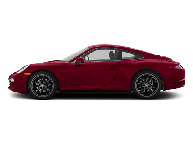 Amaranth Red Metallic 2013 Porsche 911 Pictures 911 Coupe 2D H6 photos side view