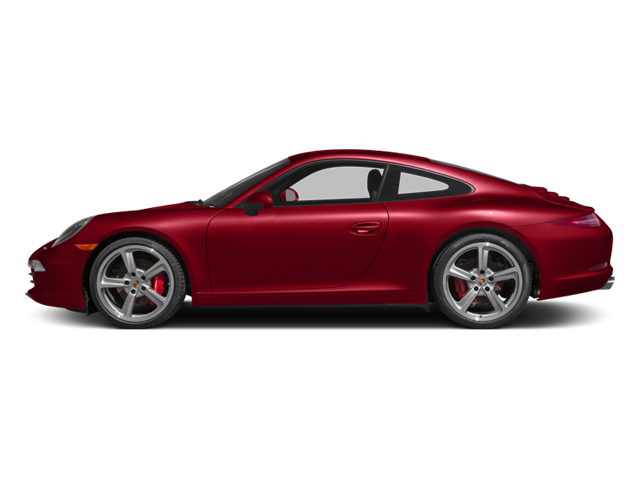 Ruby Red Metallic 2013 Porsche 911 Pictures 911 Coupe 2D Turbo S AWD H6 photos side view