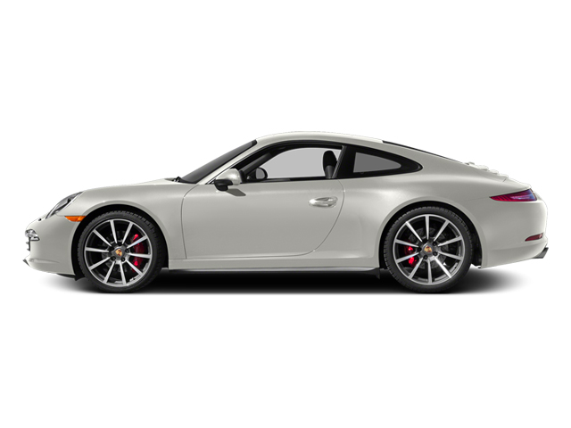 White 2013 Porsche 911 Pictures 911 Coupe 2D 4 AWD H6 photos side view