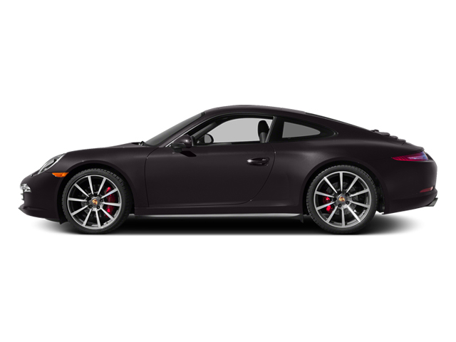 Anthracite Brown Metallic 2013 Porsche 911 Pictures 911 Coupe 2D 4 AWD H6 photos side view