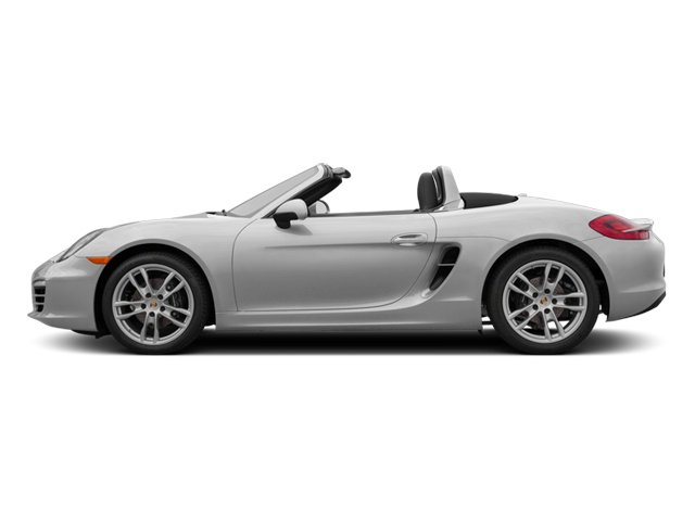Platinum Silver Metallic 2013 Porsche Boxster Pictures Boxster Roadster 2D photos side view