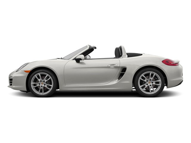 Carrera White 2013 Porsche Boxster Pictures Boxster Roadster 2D photos side view