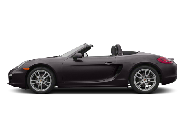 Anthracite Brown Metallic 2013 Porsche Boxster Pictures Boxster Roadster 2D photos side view