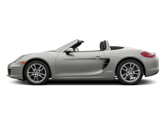 GT Silver Metallic 2013 Porsche Boxster Pictures Boxster Roadster 2D photos side view