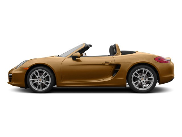 Cognac Metallic 2013 Porsche Boxster Pictures Boxster Roadster 2D photos side view