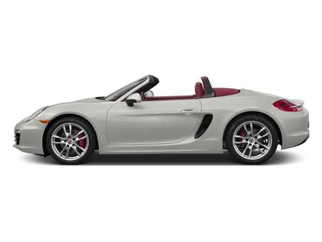 Carrera White 2013 Porsche Boxster Pictures Boxster Roadster 2D S photos side view