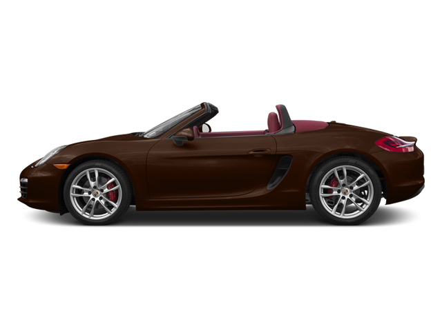 Mahogany Metallic 2013 Porsche Boxster Pictures Boxster Roadster 2D S photos side view