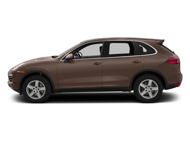 Umber Metallic 2013 Porsche Cayenne Pictures Cayenne Utility 4D Diesel AWD (V6) photos side view