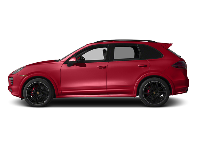 Carmine Red 2013 Porsche Cayenne Pictures Cayenne Utility 4D GTS AWD photos side view