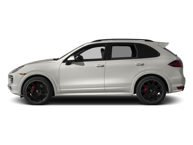 White 2013 Porsche Cayenne Pictures Cayenne Utility 4D GTS AWD photos side view