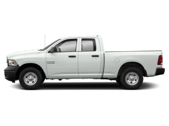 Bright White 2013 Ram 1500 Pictures 1500 Quad Cab Express 2WD photos side view