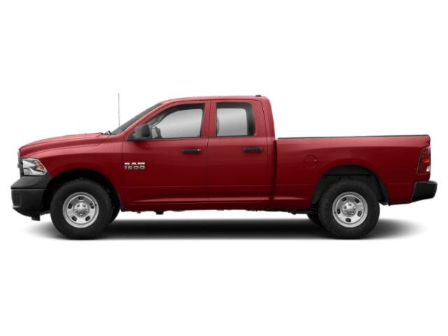 Flame Red 2013 Ram 1500 Pictures 1500 Quad Cab Express 2WD photos side view