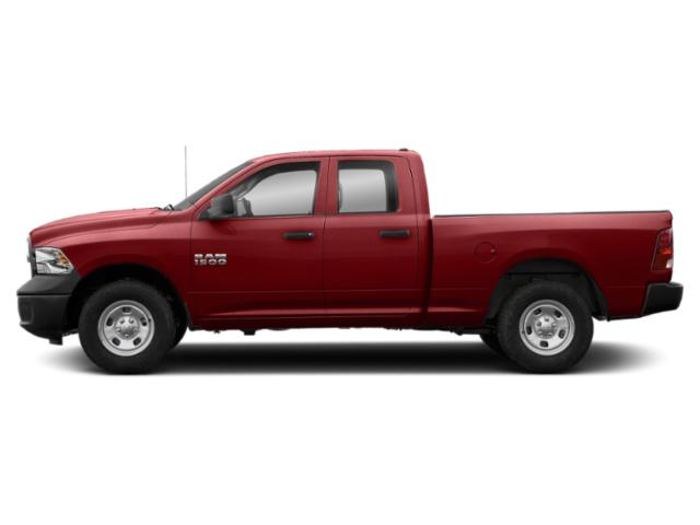 Deep Cherry Red Crystal Pearl 2013 Ram 1500 Pictures 1500 Quad Cab Express 2WD photos side view