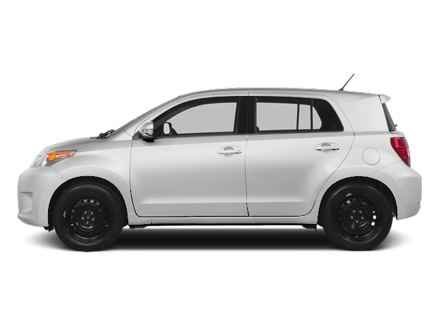 Super White 2013 Scion xD Pictures xD Hatchback 5D I4 photos side view