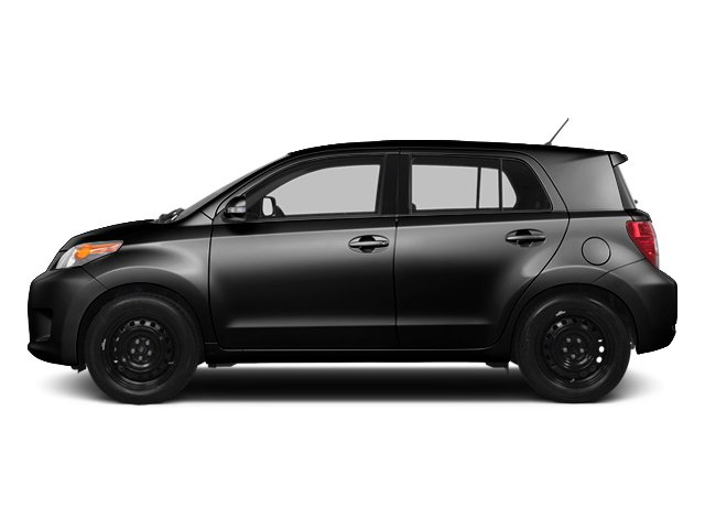 Black Sand Pearl 2013 Scion xD Pictures xD Hatchback 5D I4 photos side view
