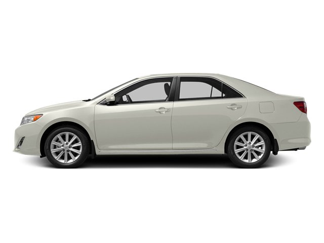 Champagne Mica 2013 Toyota Camry Pictures Camry Sedan 4D XLE V6 photos side view