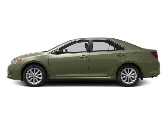 Cypress Pearl 2013 Toyota Camry Pictures Camry Sedan 4D XLE V6 photos side view