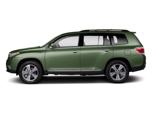 Cypress Pearl 2013 Toyota Highlander Pictures Highlander Utility 4D 2WD I4 photos side view