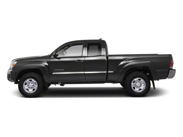 Magnetic Gray Metallic 2013 Toyota Tacoma Pictures Tacoma Base Access Cab 4WD V6 photos side view