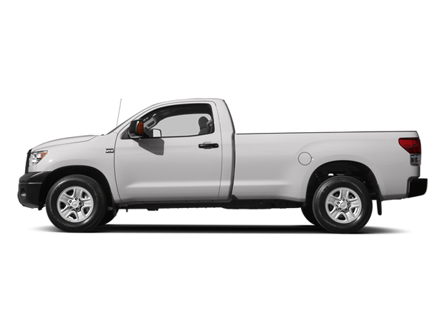 Super White 2013 Toyota Tundra 4WD Truck Pictures Tundra 4WD Truck SR5 4WD 5.7L V8 photos side view