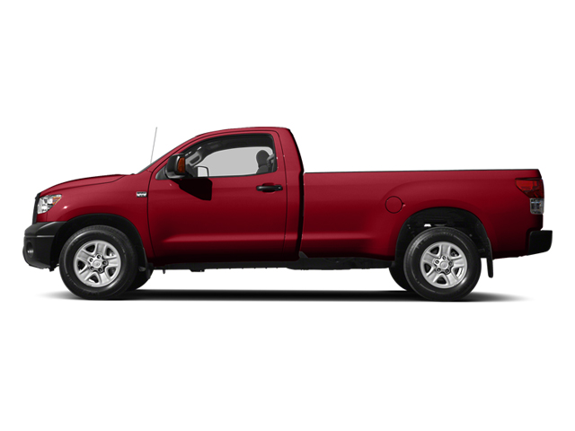 Barcelona Red Metallic 2013 Toyota Tundra 4WD Truck Pictures Tundra 4WD Truck SR5 4WD 5.7L V8 photos side view