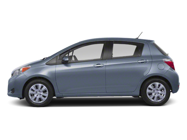Wave Line Pearl 2013 Toyota Yaris Pictures Yaris Hatchback 5D LE I4 photos side view