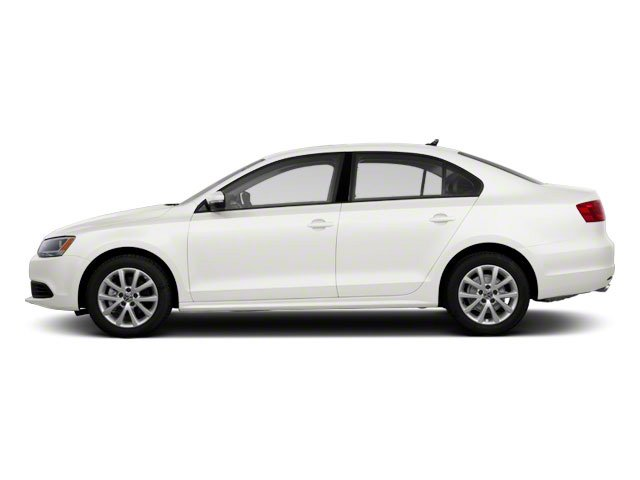 Candy White 2013 Volkswagen Jetta Sedan Pictures Jetta Sedan 4D S I4 Auto photos side view