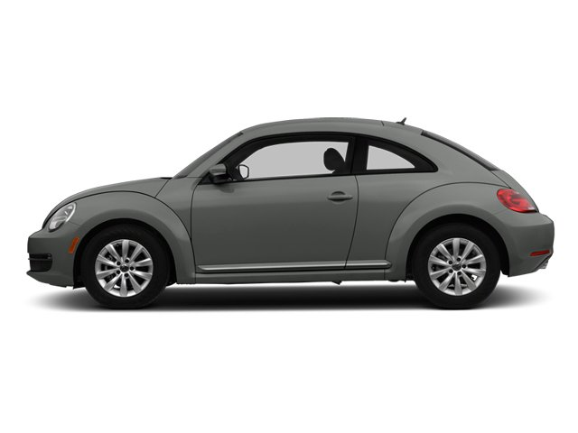 Platinum Gray Metallic 2013 Volkswagen Beetle Coupe Pictures Beetle Coupe 2D TDI photos side view